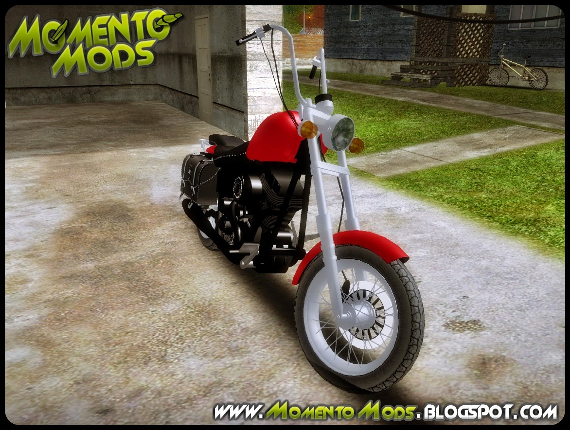 GTA SA - Custom Chopper