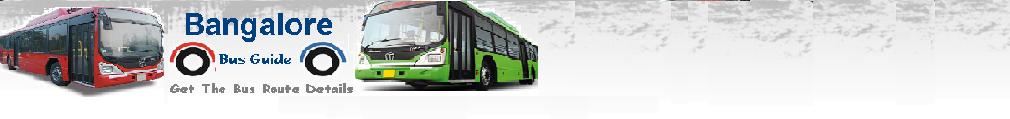 Bangalore Bus Guide