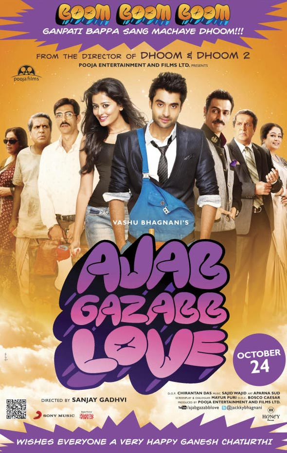 Ajab Gazabb Love (2012) Hindi Full Movie - Youtube.Flv