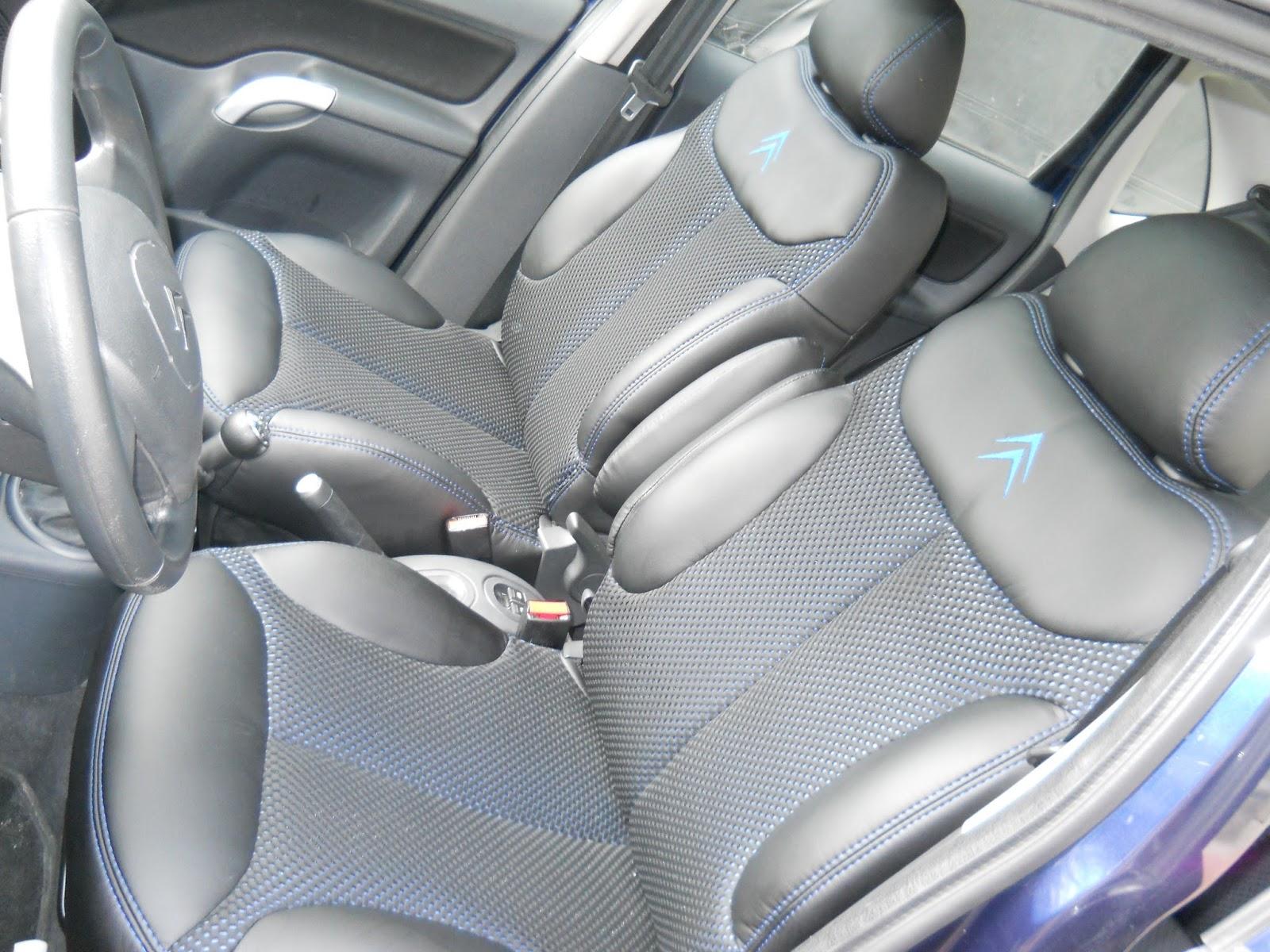 Imapar una clase aparte tapicer a cuero trim for Tapiceria para coches en zaragoza