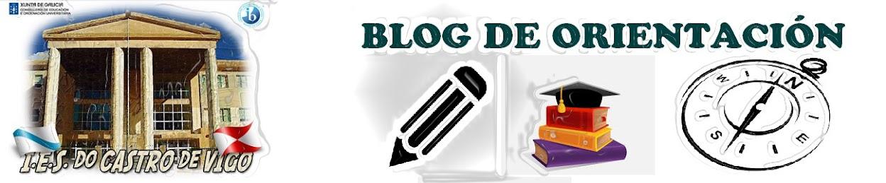 ORIENTA CASTRO - Blog de Orientación - IES do Castro