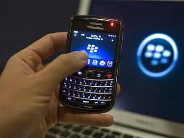 BlackBerry: Los teléfonos móviles ya no son lo nuestro