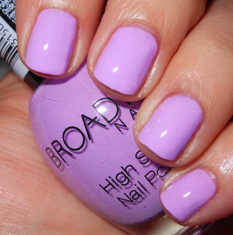 Imperfectly Painted: Broadway Nails Easter Annie