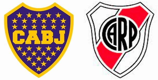 boca vs river futbol argentino 2014 boca juniors y river