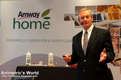 Dr. Phil Sliva of Amway Home