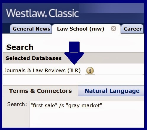 law search
