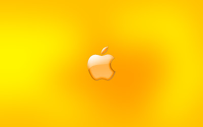 apple logo -  icon