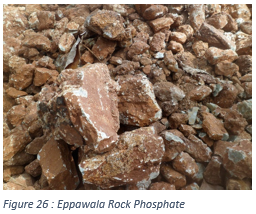 Image result for phosphate deposit