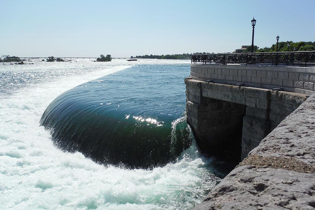 Niagara Falls Hydro Power