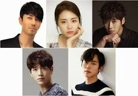 Biodata Pemain Drama Korea Hwajung