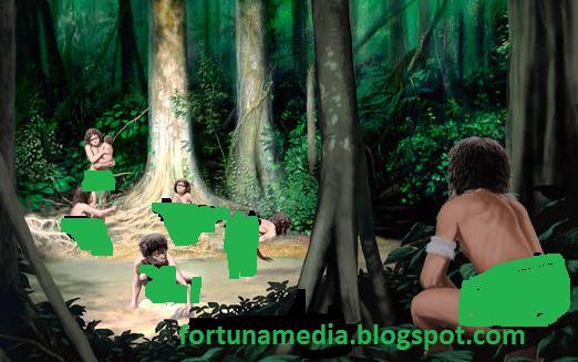 Misteri Sosok Orang Bunian dari Sumatera Barat