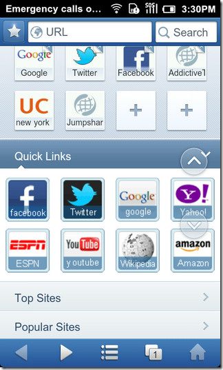 Download UC Browser Terbaru For Java