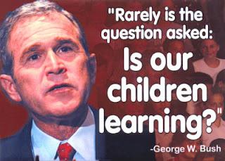 george bush quotes
