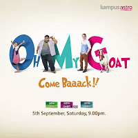 Oh My Goat Come Baaack!! Episod 1