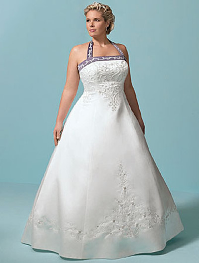 All World Fashion New And Cricket Updates: Plus Size Wedding Dresses ...