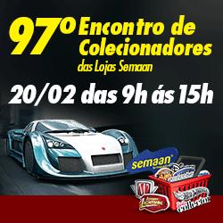 97º PONTO DE ENCONTRO DE COLECIONADORES DAS LOJAS SEMAAN