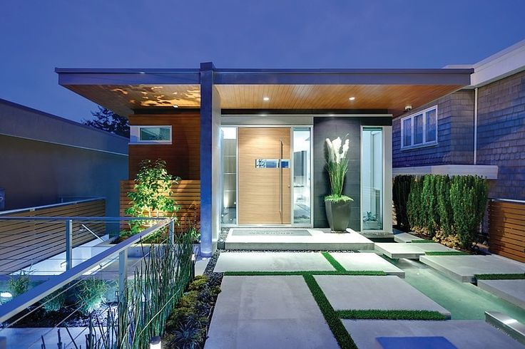 30 modern entrance design ideas for your home architectures roman