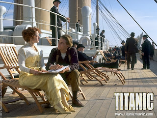 titanic james cameron