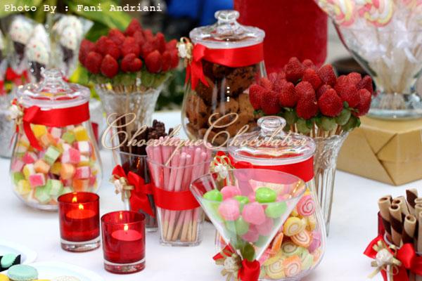 Chocolique Chocolatier Candy Bar For Lia Vito Wedding