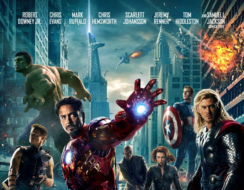 the blot says the avengers new trailer amp movie poster