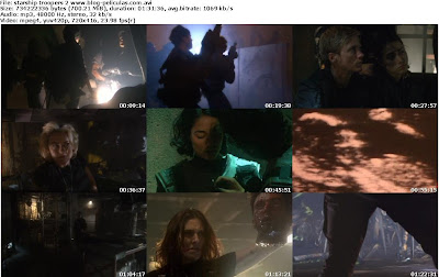 Starship Troopers 2 dvdrip latino