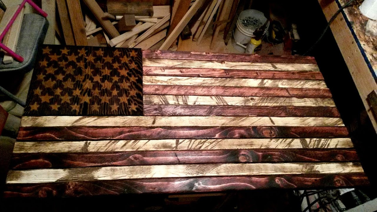 How Was The American Flag Made