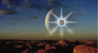 'Saturn Myth': Symbols of an Alien Sky