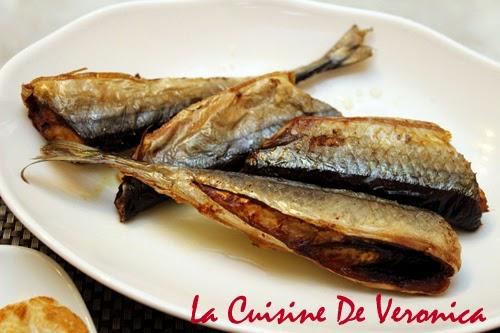 La Cuisine De Veronica,V女廚房,Airfryer,氣炸秋刀魚,秋刀魚