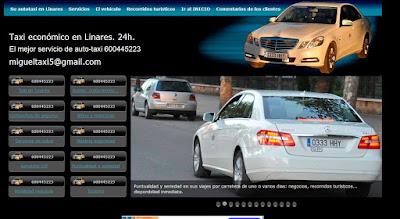 taxi en linares