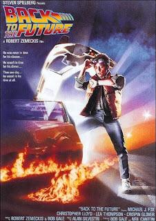 Cartel de la película Regreso al futuro