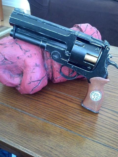 Hellboy Samaritan Prop Replica - movie version
