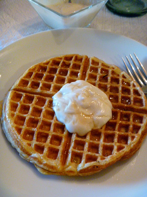 waffles waffles waffles