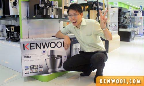 kenwooi product