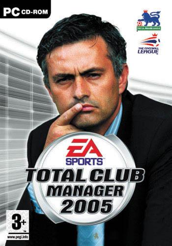 total club manager 2005 mourinho