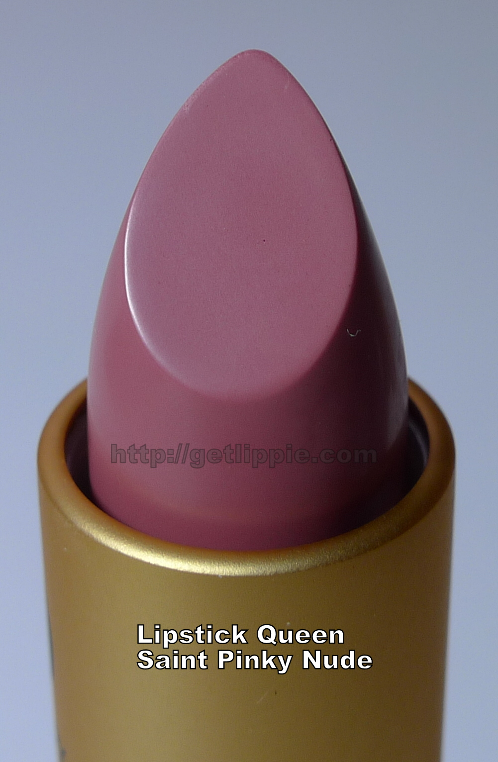 Lipstick Queen The Pretty Pair: Saint Pinky Nude
