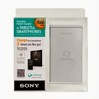 Sony Powerbank Teknologi Jepang