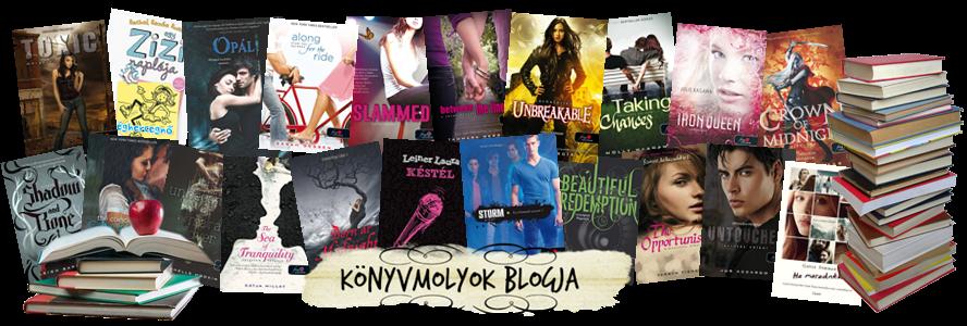 Könyvmolyok blogja