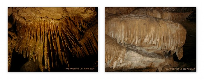 California Giant Sequoia and Kings Canyon National Park Crystal Caves Draperies