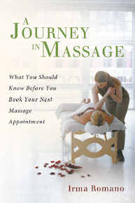 "GET A COPY OF MY LATEST BOOK ""A JOURNEY IN MASSAGE"""