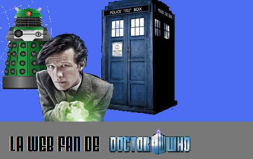 Web Fan de Dr. Who