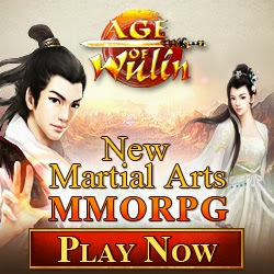 Age of Wulin, il MMORPG di arti marziali