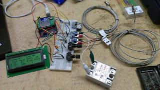 defumador com Arduino