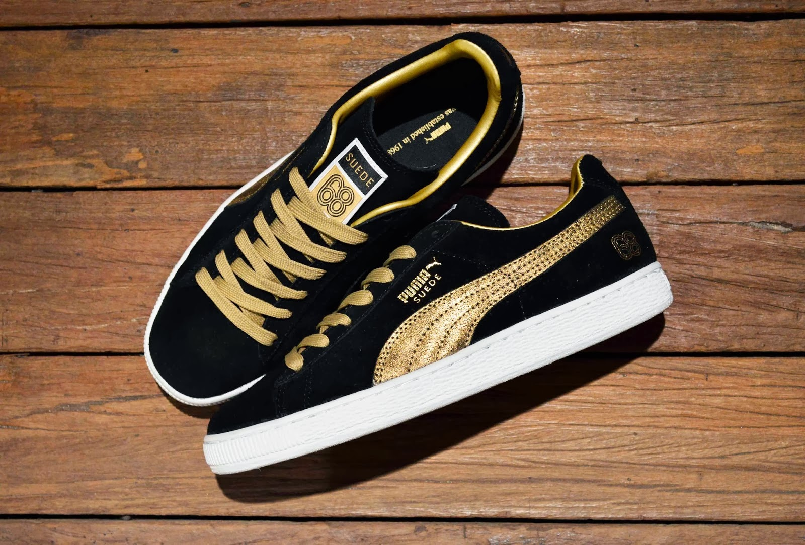 Puma Suede Gold