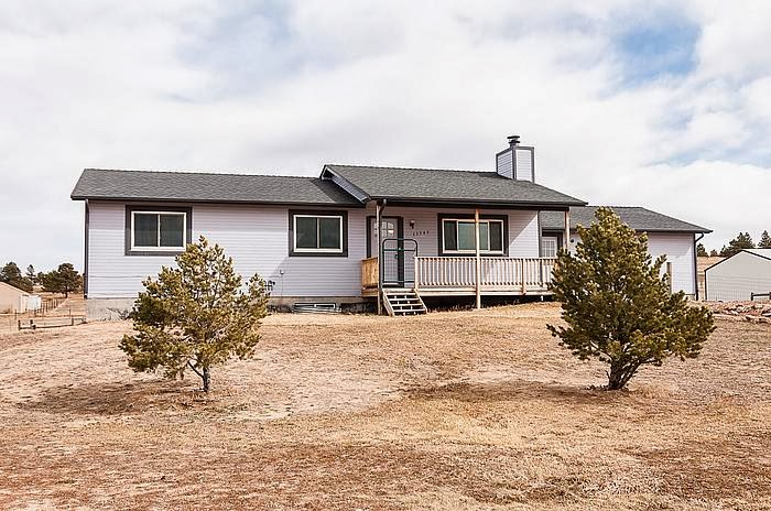 Sold! Horse Property For Sale in Elizabeth Colorado contact The Barrington Group