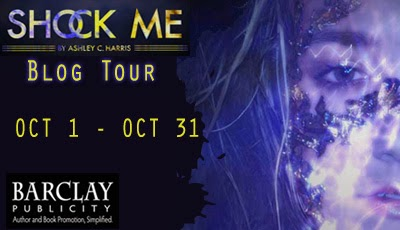 Shock Me Blog Tour