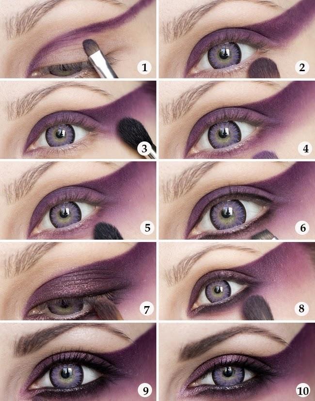 Eyeshadow - Magazine cover
