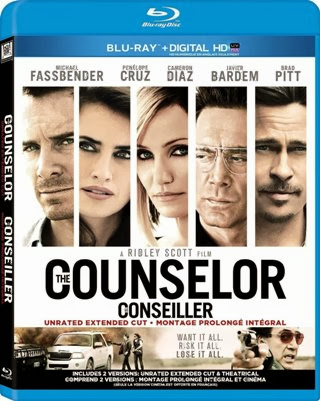 The Counselor 2013 720p BluRay 950mb YIFY