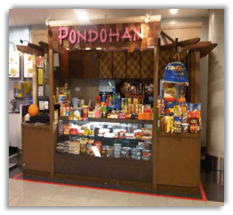Store in a Kiosk