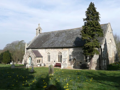 St Andrews Church, Aldringham