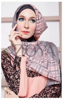 Trend Model Hijab Modern Zoya Terbaru